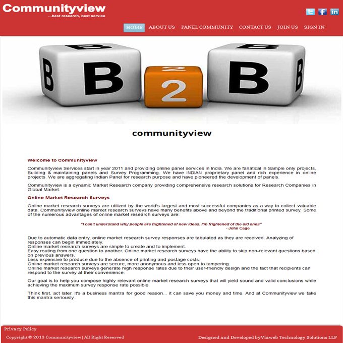 communityview.co.in